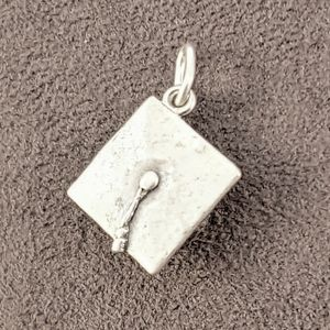 James Avery Morterboard charm